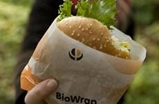 Nga phát minh giấy gói sản phẩm có thể ăn được