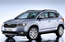 Skoda có kế hoạch tung mẫu xe SUV cho năm 2016