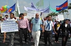 Chính phủ Campuchia cảnh cáo công đoàn đình công trái luật