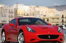 Mẫu xe thay thế Ferrari California xuất hiện vào Xuân tới?