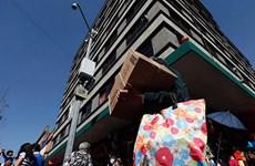 GDP của Mexico tăng trưởng khoảng 3,4% năm nay