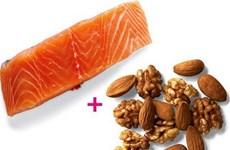 """Những """"cặp đôi"""" thực phẩm tốt cho sức khỏe của bạn"""