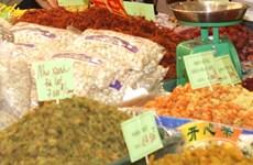 Người dân Thành Nam trở lại với mứt kẹo truyền thống