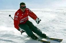 Michael Schumacher có thể bị nhiễm trùng phổi