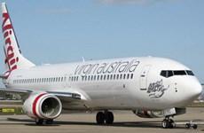 Hãng hàng không Australia Virgin lỗ hơn 80 triệu AUD