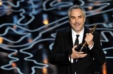 Mexico ăn mừng tượng vàng Oscar của Alfonso Cuaron