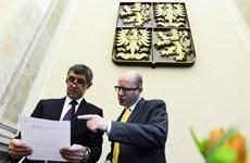 Séc khẳng định sẽ tham gia Hiệp ước tài chính của EU