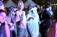 Leo DiCaprio nhảy múa điên cuồng giữa đám đông