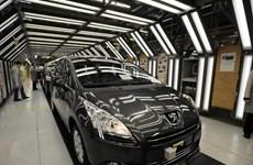 Doanh số bán xe mới tại Liên minh châu Âu tăng 10,6%