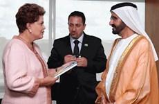 Brazil và UAE nhất trí tăng cường hợp tác quốc phòng