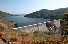 [Photo] Thủy điện xả nước chống hạn, phục vụ nông nghiệp