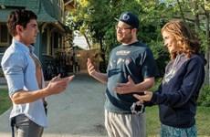 Phim hài Neighbors bất ngờ truất ngôi Spiderman 2