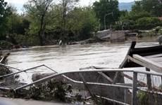 [Photo] Ít nhất 34 người chết trong trận lụt ở Bosnia-Herzegovia