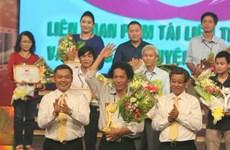 Đài Truyền hình Quảng Nam đoạt giải vàng LHP tài liệu