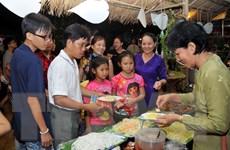 [Photo] 100 món ngon tại Liên hoan ẩm thực đất phương Nam