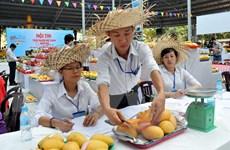[Photo] Gần 200 loại quả đặc sản tại Lễ hội trái cây Nam Bộ