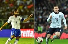 """Anh-Italy: Cuộc chiến giữa hai ông lớn ở bảng đấu """"tử thần"""""""