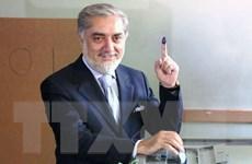 Căng thẳng mới sau cuộc bầu cử tổng thống Afghanistan