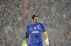 Buffon bình phục chấn thương ngay trước trận Italy gặp Costa Rica