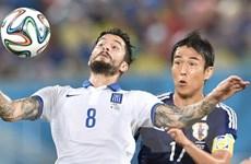 Nhật Bản gây thất vọng lớn khi bị Hy Lạp cầm hòa 0-0