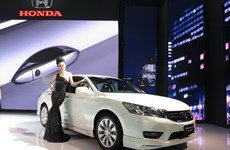 Honda Accord thế hệ thứ 9 về Việt Nam giá 1,47 tỷ đồng