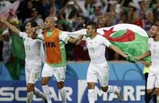 """Các """"chiến binh sa mạc"""" làm nên lịch sử tại World Cup 2014"""