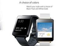 Samsung, LG tung ra đồng hồ thông minh phần mềm Google