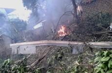 Vụ Mi-171: Ba chiến sỹ bị thương vẫn đang được điều trị đặc biệt