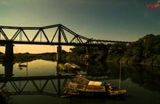 """[Drone Photo] Hà Nội và cây cầu """"bất tử"""" trong lòng người Thủ đô"""