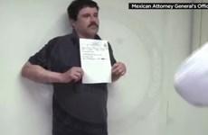 Mexico tung video ghi cảnh lấy máu trùm ma túy khét tiếng El Chapo