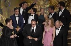 """Lý giải chiến thắng bất ngờ của """"Spotlight"""" ở Oscar 2016"""