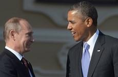 Tổng thống Mỹ Obama bất ngờ ca ngợi Tổng thống Nga Putin