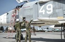 """Nga rút quân khỏi Syria cho thấy """"sự chiến thắng về chính trị"""""""
