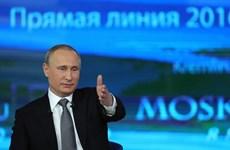 Ông Putin đã xử lý các câu hỏi khó của dân Nga như thế nào?
