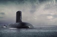 Pháp giành quyền đóng lô tàu ngầm giá 40 tỷ USD cho Australia