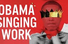 Ông Obama ngân nga ca khúc hit của Rihanna trong video chế đặc sắc