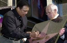 Vì đâu ngôi sao của Muhammad Ali không nằm trên Đại lộ danh vọng?