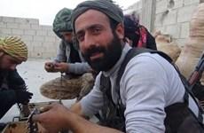 """Thủ lĩnh người Kurd thiệt mạng khi tấn công """"thủ đô"""" của IS"""