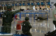 Kẻ tấn công sân bay Thượng Hải đang trong tình trạng nguy kịch