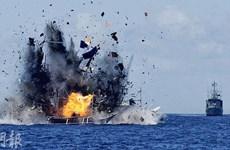 Bắc Kinh lên án Indonesia vì bắn tàu cá, bắt thủy thủ Trung Quốc