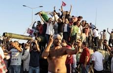 """Vụ đảo chính ở Thổ Nhĩ Kỳ bị nghi là """"sản phẩm dàn dựng"""""""