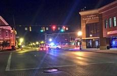 Một tay súng vãi đạn vào cảnh sát ở tiểu bang Ohio của Mỹ