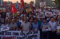 Công tố viên Thổ Nhĩ Kỳ tố cáo CIA huấn luyện người đảo chính