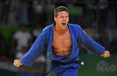 Võ sỹ judo đoạt huy chương Olympic bị đấm tím mặt ở Rio