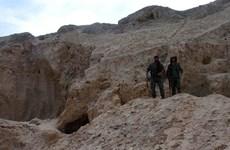 IS cướp phá một di chỉ khảo cổ độc nhất vô nhị tại Syria