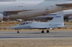 Công ty quốc phòng Mỹ gây xôn xao vì lộ ảnh máy bay bí mật