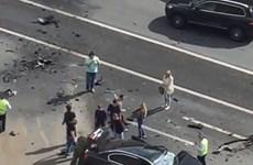 Tài xế Điện Kremlin thiệt mạng trong vụ đụng xe kinh hoàng ở Nga