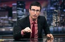 """""""Last Week Tonight"""" vượt đối thủ để giành giải Emmy danh giá"""