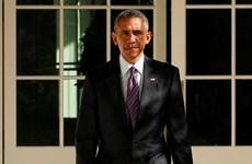 Tổng thống Mỹ Barack Obama chúc mừng ông Donald Trump đắc cử