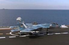 Máy bay Nga dội bom giết 3 thủ lĩnh Al Nusra cùng hàng chục đàn em